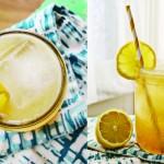 Limonade au Whiskey et Miel
