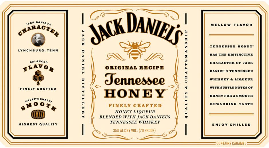 Un Jack Daniel's au...miel!