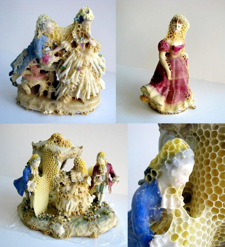 sculpture-abeille-Aganetha-Dyck-8