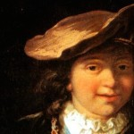 """Le tableau """"L'enfant à la bulle de savon"""" de Rembrandt retrouvé"""