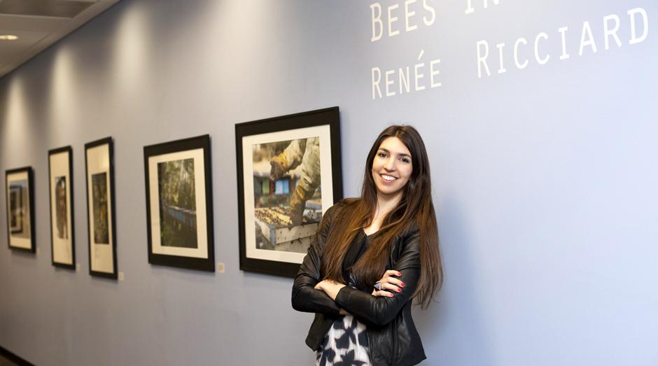 Interview exclusif avec Renée Ricciardi, artiste, amoureuse des abeilles !