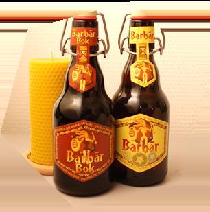 Barbar - Barbar Bok - Brasserie Lefebvre