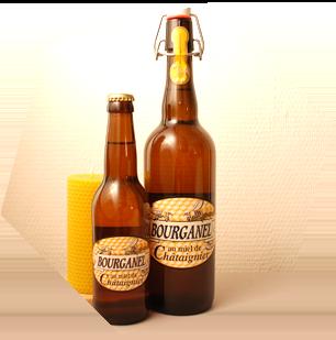 Bourganel au miel de Chataignier - Brasserie Bourganel
