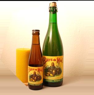 Bière au Miel - Brasserie Dupont