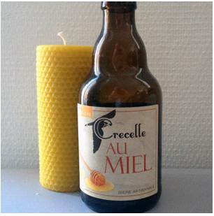 La Crecelle au miel - Brasserie La Crécelle