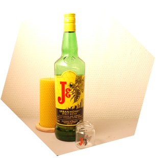 J&B Urban Honey - Justerini & Brooks