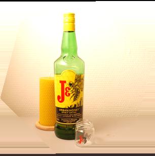 J&B Urban Honey - Justerini & Brooks