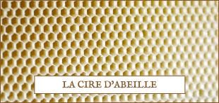 La cire d'abeille - organic beeswax Apis Cera