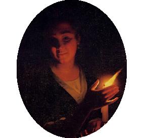 histoire des bougies et chandelles