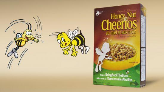L'opération de Cheerios pour sauver les abeilles va-t-elle tourner à la catastrophe ?