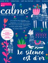 Calme Magazine Apis Cera Bougies