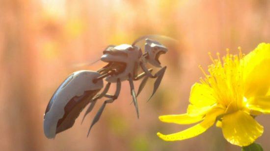 Autonomous Robot Bees