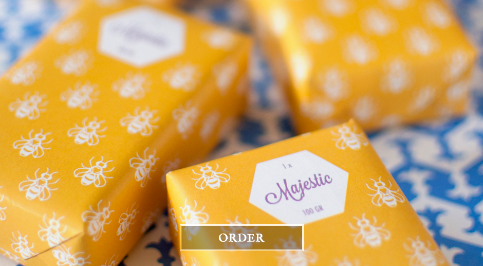Organic honey and beeswax soaps – Apis Cera