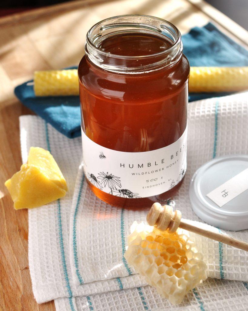 HumbleBee honey - Apis Cera